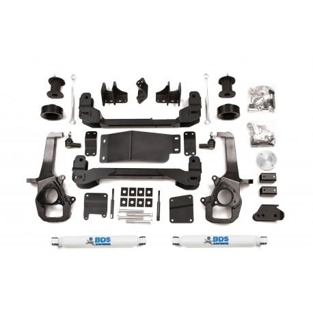 "4"" Lift Kit  BDS - Dodge Ram 1500 4WD 13-16"
