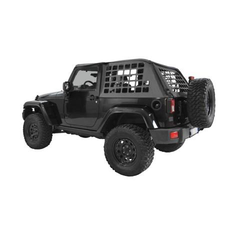 Cargo Net Window SUNTOP - Jeep Wrangler JK 2 door