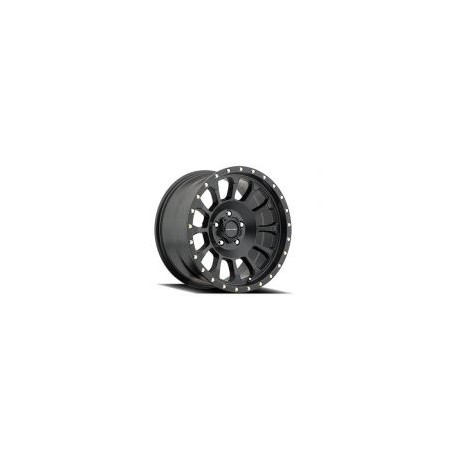"Alloy Wheel 9x18"" 5x127 ET 0 - ProComp Model 5034 Satin Black - Jeep Grand Cherokee WJ"