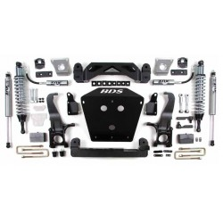 """7"""" Coil-Over Lift Kit BDS - Toyota Tundra 4WD 07-15"""