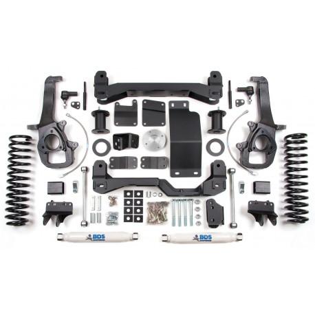 "6""  Lift Kit  BDS - Dodge Ram 1500 4WD 13-16"