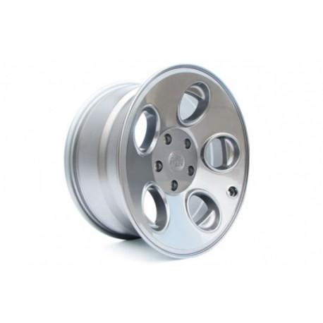 Alloy wheel 8.5x17 5x127 ET+10 - AEV Savegre Silver Jeep Wrangler JK