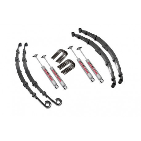 "2,5"" Rough Country Lift Kit - Jeep CJ (76-86)"