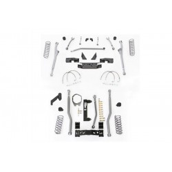 "3,5"" Extreme Duty Long Arm Lift Kit Radius Przód / 3 Link  Tył RUBICON EXPRESS - Jeep Wrangler JK 4 drzwi"