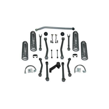 """3,5"""" Rubicon Express Super Flex Lift Kit zawieszenie - Jeep Wrangler JK 2-drzwi"""