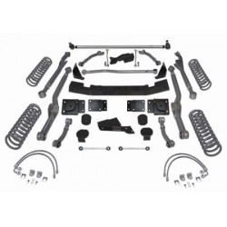 "4,5"" Extreme Duty Long Arm Lift Kit RUBICON EXPRESS - Jeep Wrangler JK 4 drzwi"