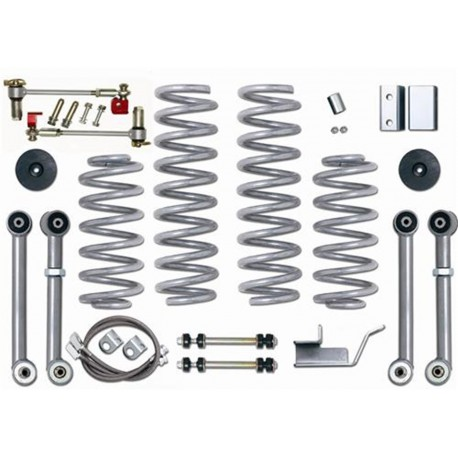 3.5'' Super-Flex Short Arm Lift Kit Rubicon Express - Jeep Grand Cherokee ZJ