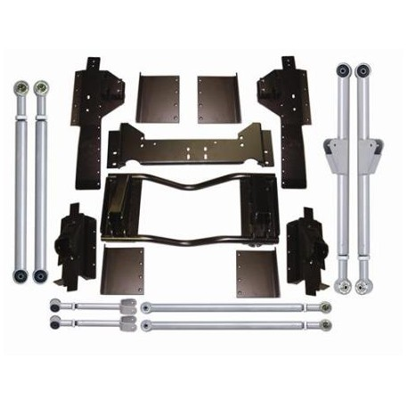 Extreme-Duty Long Arm Upgrade Kit Rubicon Express - Jeep Grand Cherokee ZJ
