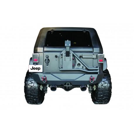 Zderzak tylny stalowy mocowanie koła GO INDUSTRIES - Jeep Wrangler JK
