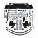 "5,5"" Extreme Duty Long Arm Lift Kit Rubicon Express - Jeep Cherokee XJ"