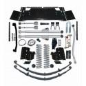 "7,5"" Extreme Duty Long Arm Lift Kit Rubicon Express - Jeep Cherokee XJ"