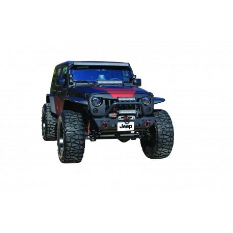 Zderzak przedni stalowy pod wyciągarkę GO INDUSTRIES - Jeep Wrangler JK