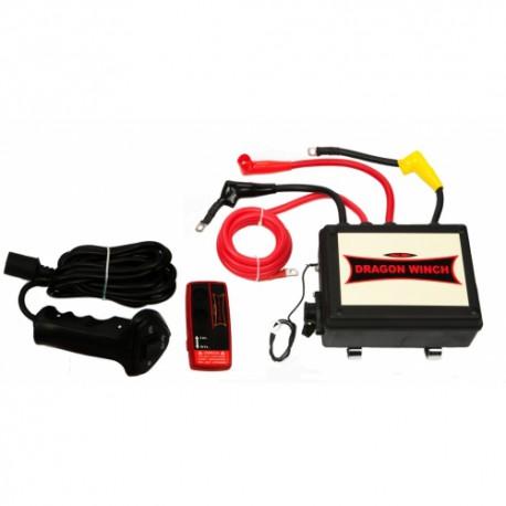 Ovládání DWH 9000-15000, 24V