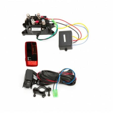 Ovládání DWH 2500-4500