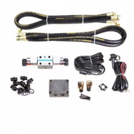 Kompletní ovládání  DWHI 15000-18000