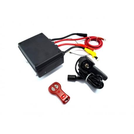 Kompletní ovládání DWM 6000-12000, 24V