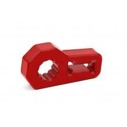Izolator mocowania Hi-Lift`a czerwony DAYSTAR