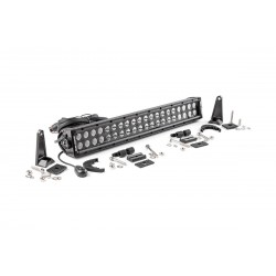 Listwa LED CREE 50 cm Czarny panel - Rough Country