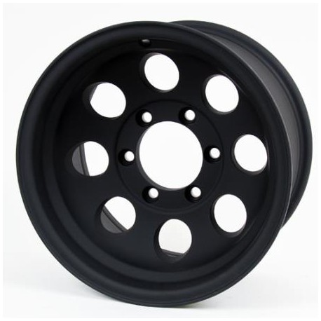 "Felga aluminiowa 8x16"" 6x139,7 ET -12 ProComp Model 7069 Flat Black - Nissan Patrol"
