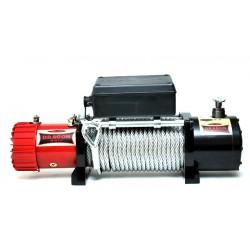 Naviják Dragon Winch Maverick DWM 13000 ST, 12V, ocelové lano.