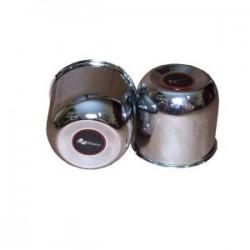 4MAD Víčko pro ráfky - Stříbrná 110