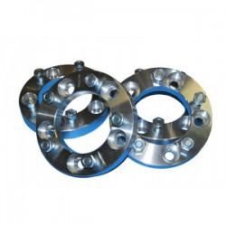 4MAD Rozšiřující podložky 6x139,7x30mm 12x1,5 Toyota, Mitsubishi, Isuzu, Opel