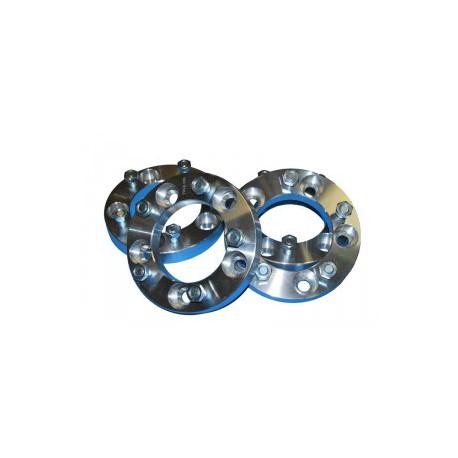 4MAD Rozšiřující podložky 6x139,7x5mm Nissan, Toyota, Mitsubishi, Isuzu, Opel