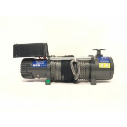 Naviják Husarwinch BST 10000, 12V, syntetické lano
