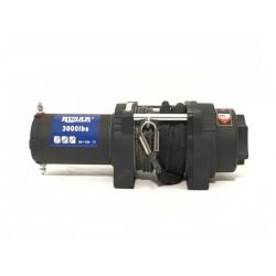 Naviják Husarwinch BST S 3000, 12V, syntetické lano