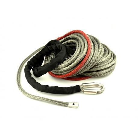Syntetické lano 26 m 10 mm Husarwinch