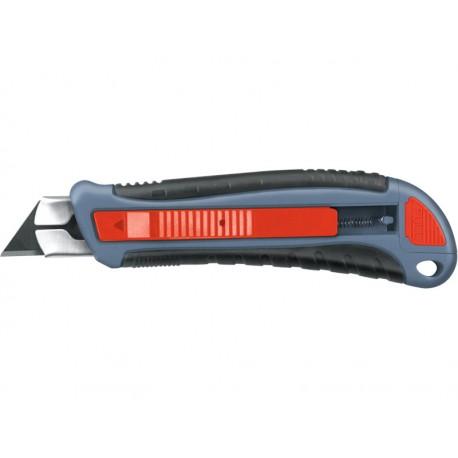 Extol PREMIUM nůž s výměnným břitem, samozasouvací, 19mm (8855020)