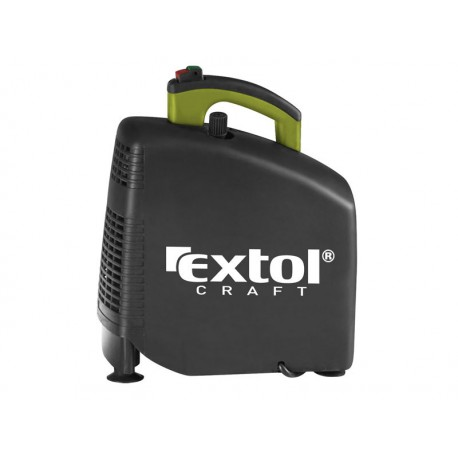 Extol CRAFT kompresor bezolejový, 1100W (418100)